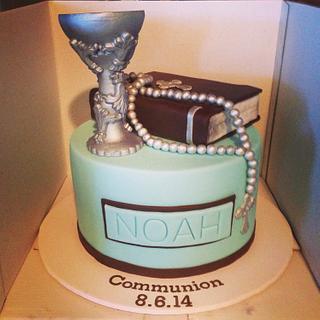 Communion - Cake by Bianca Marras