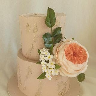 Cake for a young lady - Cake by Anka