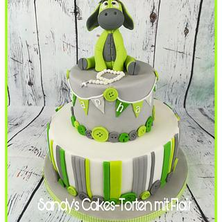 Am I not pretty? - Cake by Sandy's Cakes - Torten mit Flair