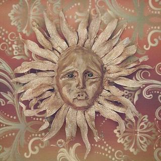 Good morning with stranger sun - Cake by aslibult