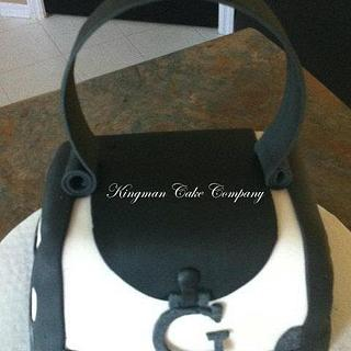 Guess Bag - Cake by Pam - Kingman Cake Company