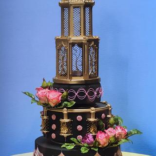 The birdcage  - Cake by Antonio Balbuena