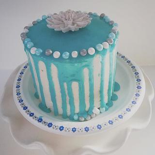 Megan's Mini Birthday Cake