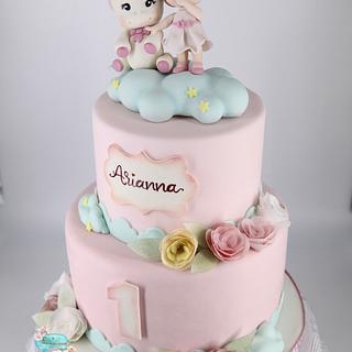 Baby cake  - Cake by Arianna