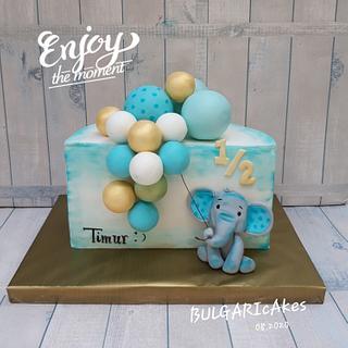 1/2 🎂 - Cake by BULGARIcAkes