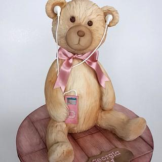 iPod teddy