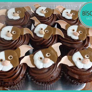 Gremlin cupcakes