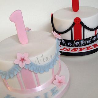 1st Birthday! - Cake by CraftyMummysCakes (Tracy-Anne)