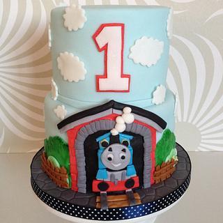 Thomas - Cake by Dasa