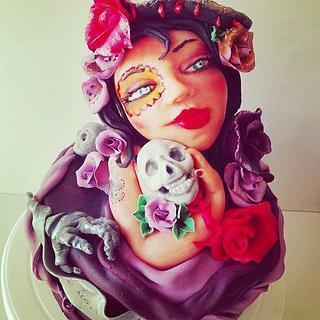 halloween - Cake by carlaquintas