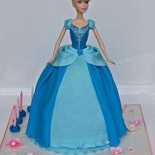 Cinderella Dolly Varden - The classic style :)