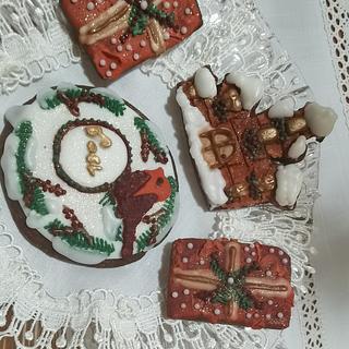 Christmas cookie set - Cake by Manuela
