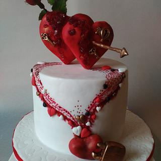 Lovely cake - Cake by Svetla Yankova
