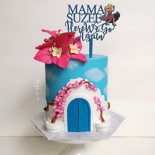 Mamma Mia! - Cake by Lulu Goh