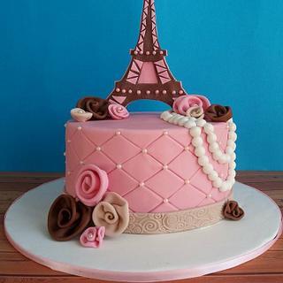 Paris cake - Cake by Maria Tsilinikou