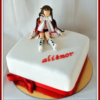 pandora's heart cake