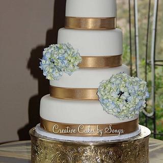First Wedding Cake