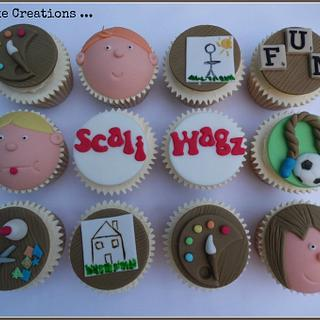 After School Club Cupcakes