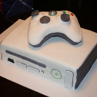 Xbox Cake - Cake by CakeEnvy