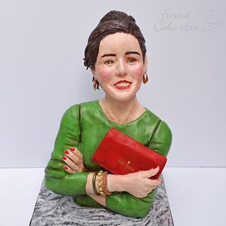 Kate Spade :Gone too soon collaboration - Cake by Seema Acharya