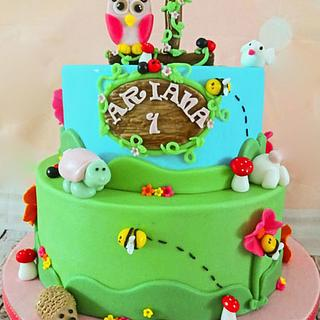 a little bit of everything - Cake by Siep