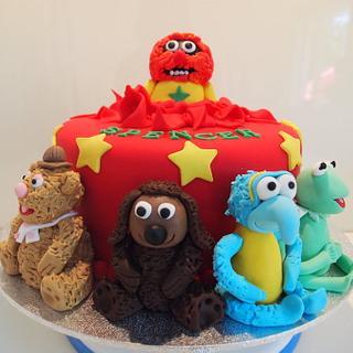Muppet's cake