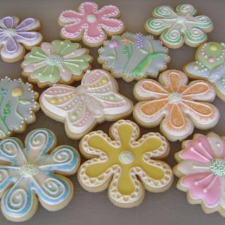 Moms Day Cookies