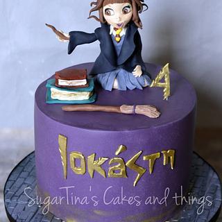 Hermione cake