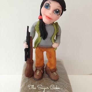 Shooting Erin Topper