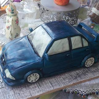 THE CAR.......