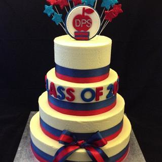 Grade 6 Graduation Cake