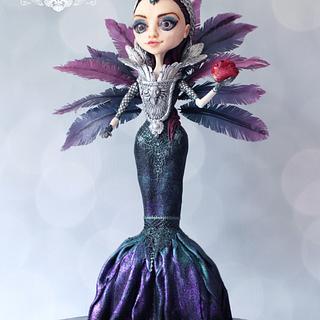 Raven Queen Cake Cake Con Collaboration