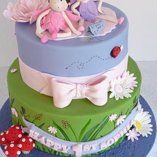 Pixies - Cake by Hilz