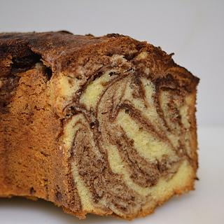 How To Bake A Perfect Marble Cake? - Cake by Creative Cakes - Deborah Feltham