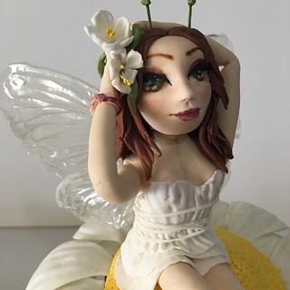 Stylish fairy - Cake by Patricia El Murr