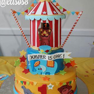 Xavier's Circus