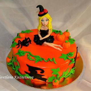 Happy Halloween)