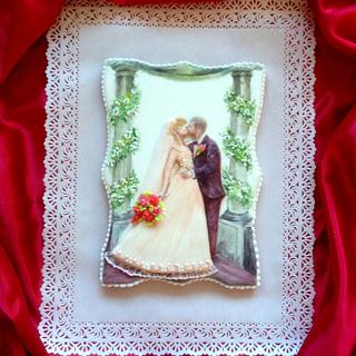 "Sugar Cookies ""Wedding"""