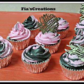Chocolate Cupcakes - Cake by FiasCreations
