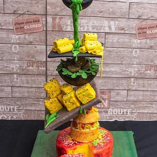 Food cake