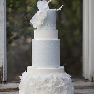 Chanel Winter Wedding