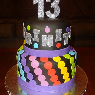Trinit's cake