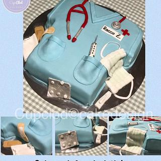 Scienze Infermieristiche cake