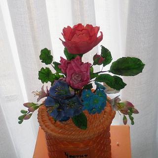 Anniversary cake - Cake by Rositsa Lipovanska