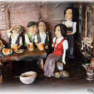 Historical tavern