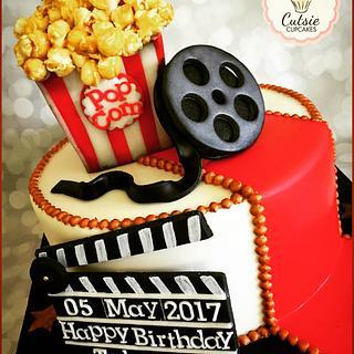 Movie Cake 🎥