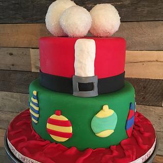 Christmas cake - Cake by John Flannery