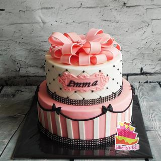 Birthday cake - Cake by Liliana Vega