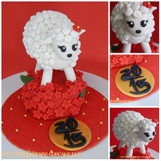 Chinese New Year 2015: Year of the (Cute & Cuddly) Sheep.