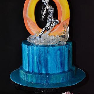 """Cirque des Gateaux Collaboration """"O"""""""